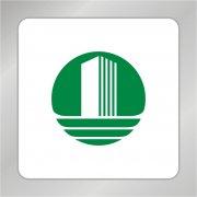 岛屿房产建筑标志 房产标志