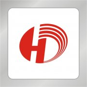 HD字母组合标志 H标志 D字母标志