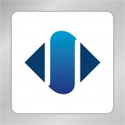 箭头字母标志 S字母标志 科技公司标志