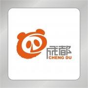 熊猫保护组织标志 熊猫