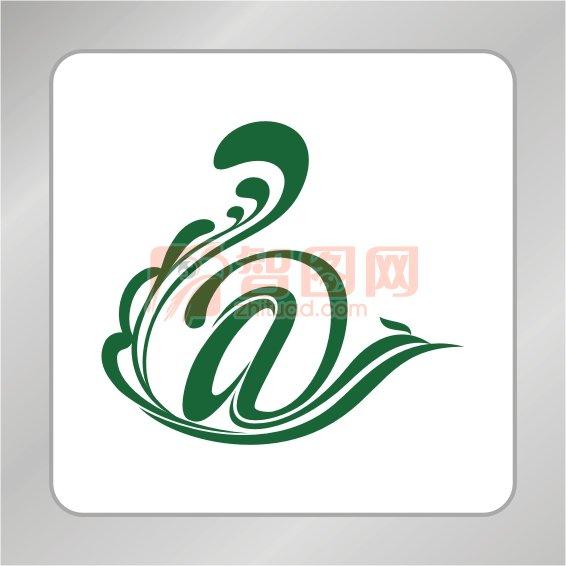 网络@标志 网络凤凰标志 网站logo