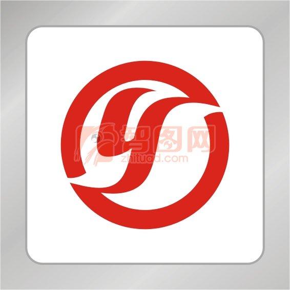 �m��y�n����_【cdr】圆圈y字母标志 立体y字母标志