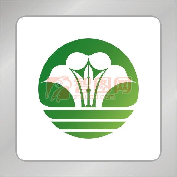 上海白玉兰标志 白玉兰 旅游业标志