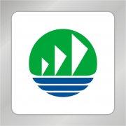 航海標志 白色船帆標志
