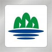 旅游城市標志 桂林山水logo