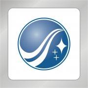 创艺凤凰标志 星星 科技飞跃标志