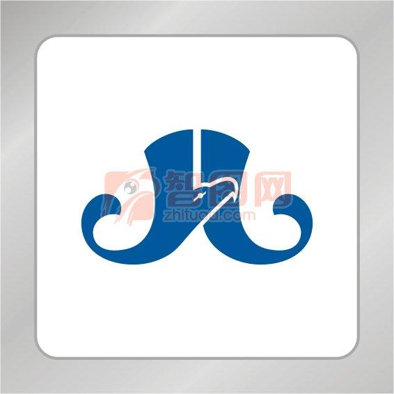 西洋帽标志 卓别林帽子 帽子标志