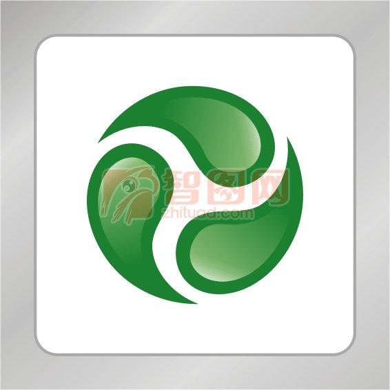 蝌蚪组合标志 环形蝌蚪标志 上一张图片:  卡通牛标志 可爱牛