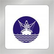 航海标志 大洋 波澜