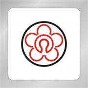 梅花标志 日光灯梅花组合标志
