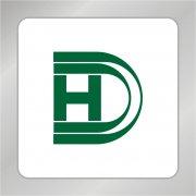 DH字母标志 H字母标志 D字母标志