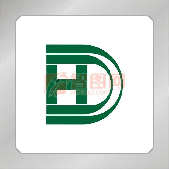 一下��.��/d_【cdr】dh字母标志 h字母标志 d字母标志