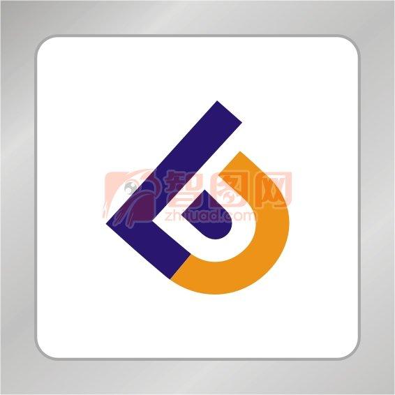 LC字母组合标志 L字母标志