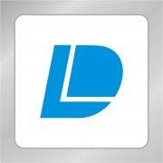 LD字母组合标志 L字母标志