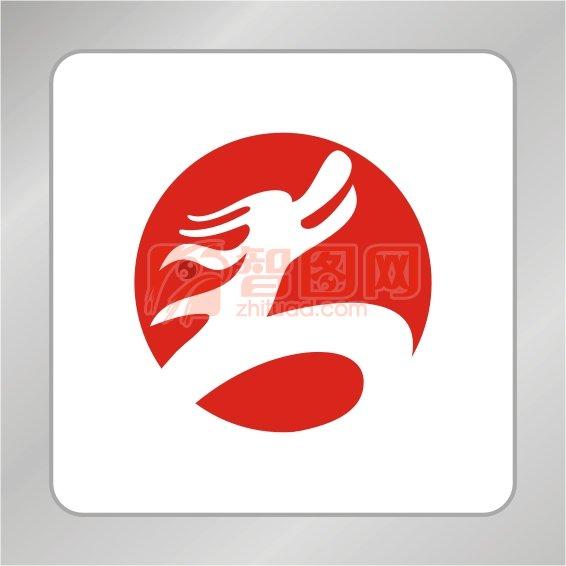宝龙标志 龙年龙标志 休闲logo 时尚logo 现代logo 说明:-吉祥飞龙