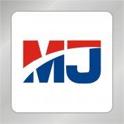 MJ字母组合标志 M字母标志