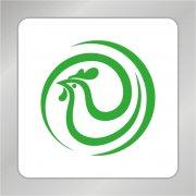 雄鸡logo设计 农家乐标识设计 鸡公煲标志设计