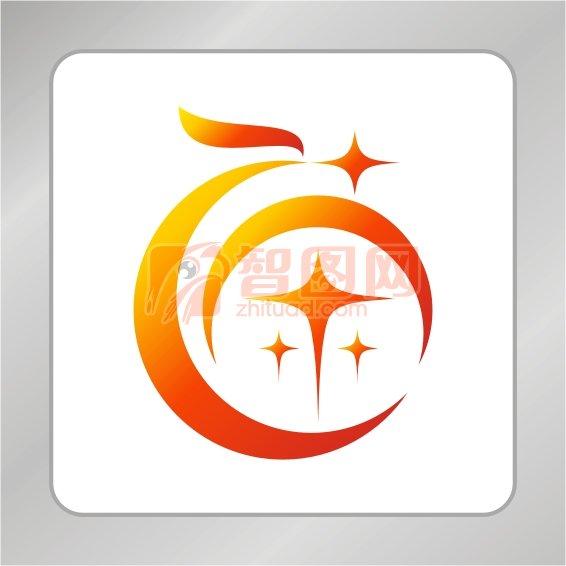 【cdr】凤凰标志 星星标准_图片编号:_智图网_www.ad.图片