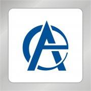 AeC字母组合标志 A字母标志