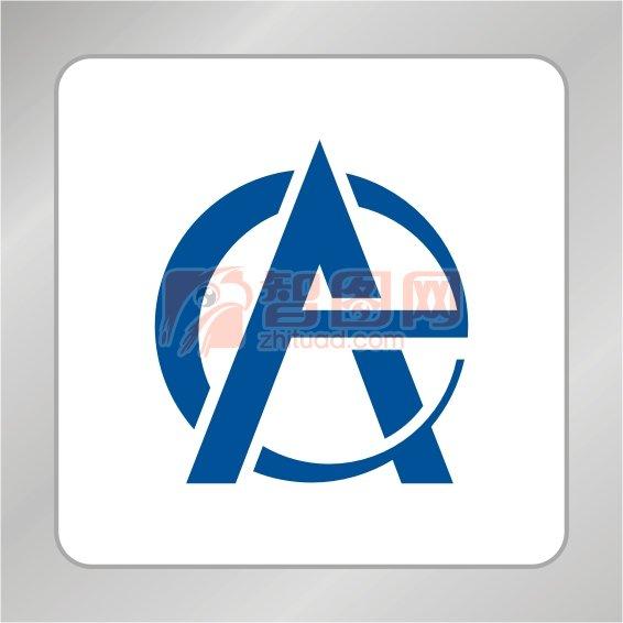 【cdr】aec字母組合標志