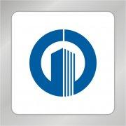 房产标志 G字母组合标志