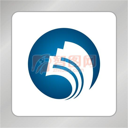 印刷行业标志 翻书标志