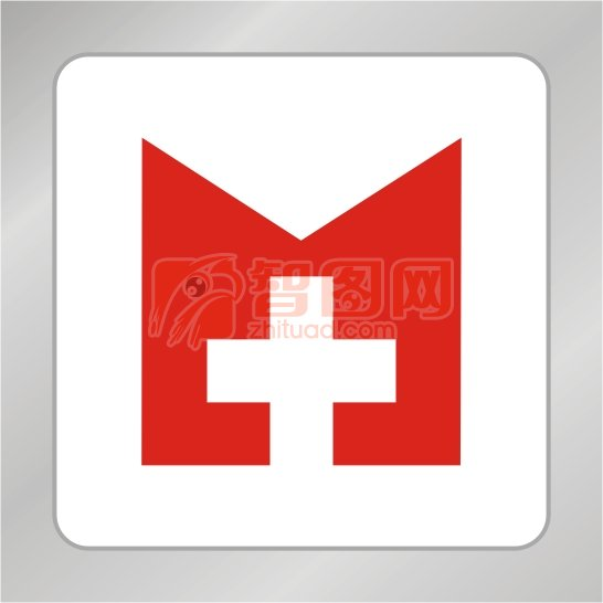【cdr】医院标志 十字标志