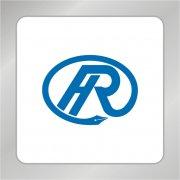 @标志 R循环标志 钢笔头标志