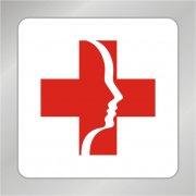 医院标志 十字标志 人头十字标志