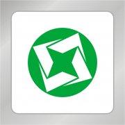 五角星标志 科技标志 农业科技标志
