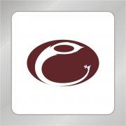 孔雀标志 动物标志