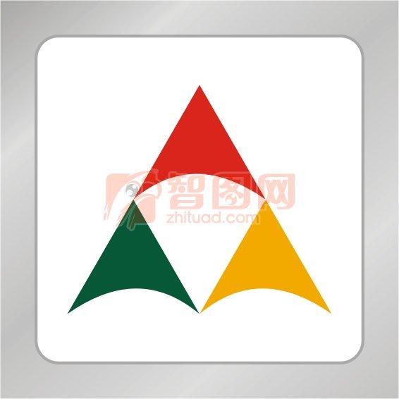 科技标志 几何图形标志