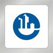 创意房产标志 建筑标志