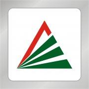 几何图形标志 三角形标志