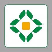 金融标志 银行标志 麦穗标志