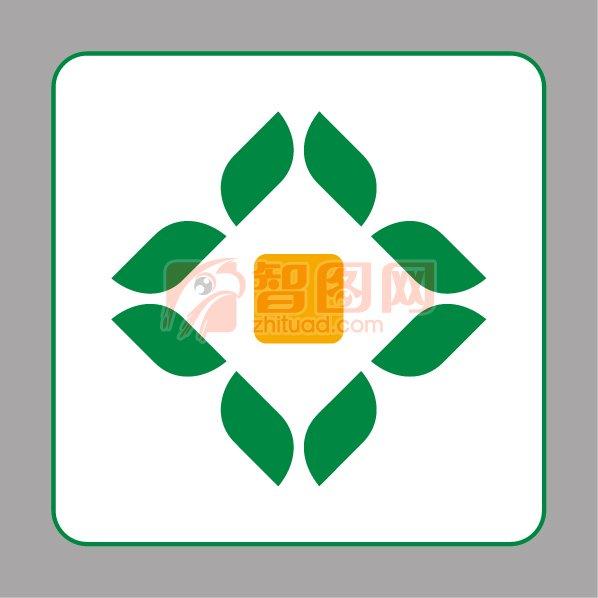 金融標志 銀行標志 麥穗標志