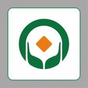 绿色银行标志