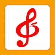 红歌音乐会标志 红歌会logo
