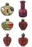 酒瓶雕刻圖案包裝 古典酒瓶