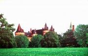 城堡元素摄影