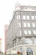 灰色建筑元素