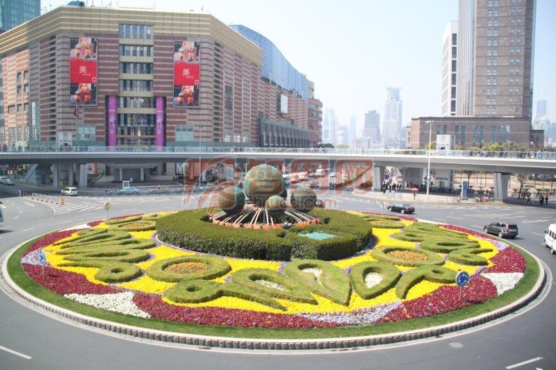 城市风景元素