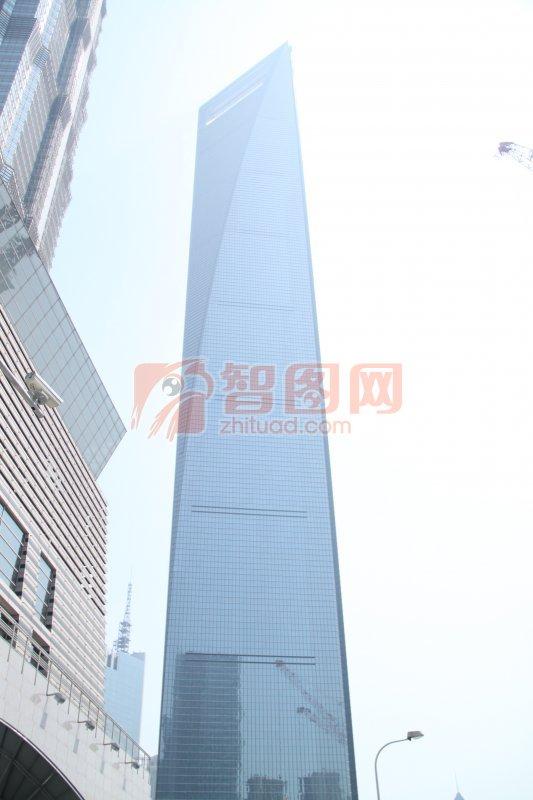 金融环球中心摄影