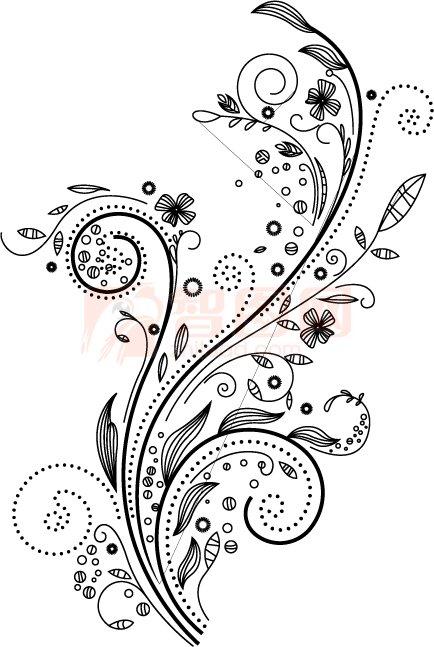 蝴蝶素材图片铅笔画步骤