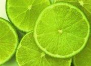 绿色柠檬摄影