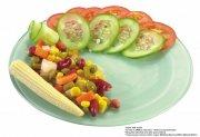 蔬菜拼盘11