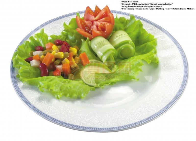 蔬菜拼盘09
