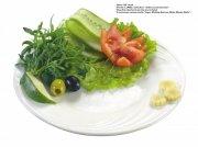 蔬菜拼盘摄影06