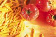 西红柿元素摄影