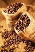 咖啡豆元素摄影